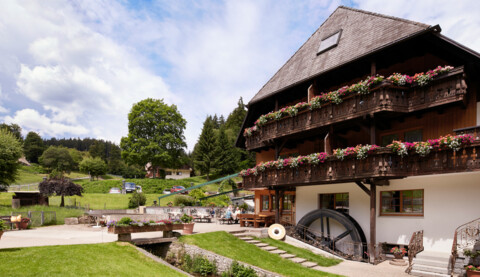 a special part of the Black Forest | Tannenmühle
